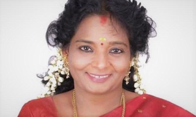 Dr. Tamilisai - BJP