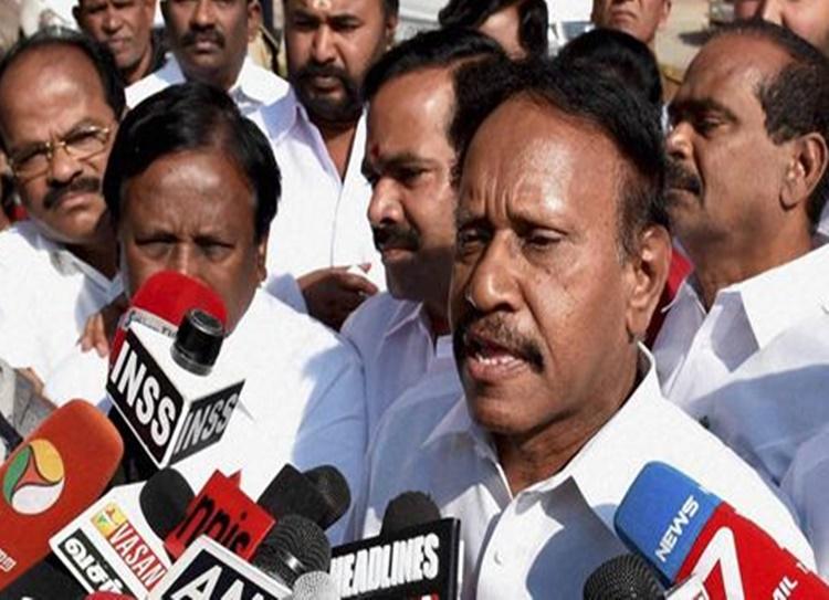 திருவாரூர் இடைத் தேர்தல் தம்பிதுரை கருத்து, Lok Sabha Deputy Speaker asks EC to postpone Thiruvarur By election