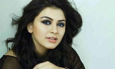 Tamil movie Actress Hansika