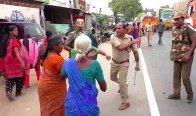 Police SP Pandiyarajan