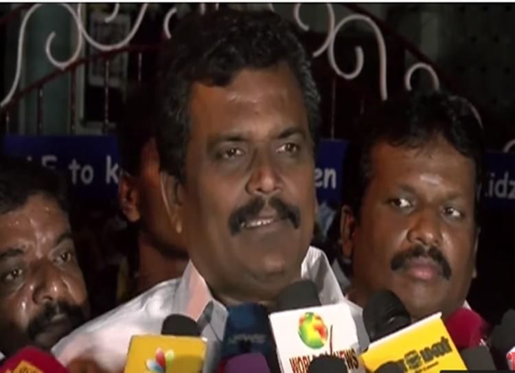 Chennai, AIADMK, CM Edappadi Palanisamy, TTV Dinakaran, Thanga Tamil Selvan,