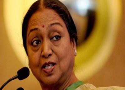 ஜனாதிபதி தேர்தல்: மீரா குமார் இன்று வேட்புமனு தாக்கல்!