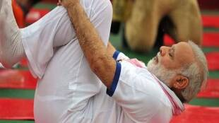 Lucknow, modi-yoga-