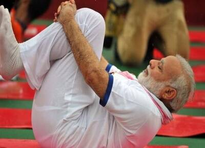 Lucknow, modi-yoga-
