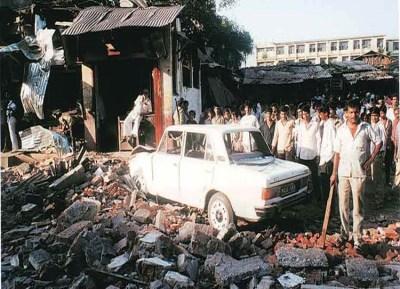 1993 மும்பை தொடர் குண்டு வெடிப்பு… 6 பேர் குற்றவாளிகள் என நீதிமன்றம் தீர்ப்பு!