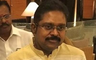 TTV Dinakaran come back
