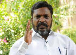 Thol Thirumavalavan won in 3219 votes, தொல் திருமாவளவன், Tamil Nadu Election Results 2019