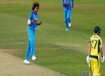 பெண்கள் உலக கோப்பை: ஆஸி.,-யை வீழ்த்தி இறுதிப் போட்டிக்குள் நுழைந்தது இந்தியா