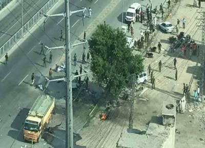 pakistan, blast