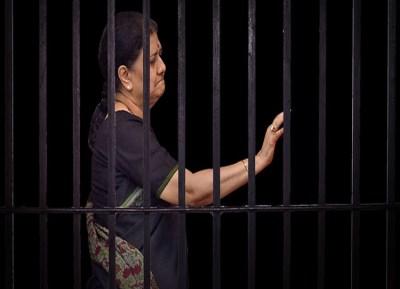 Sasikala, AIADMK, Natarajan, No parole, Bengaluru jail, Natarajan
