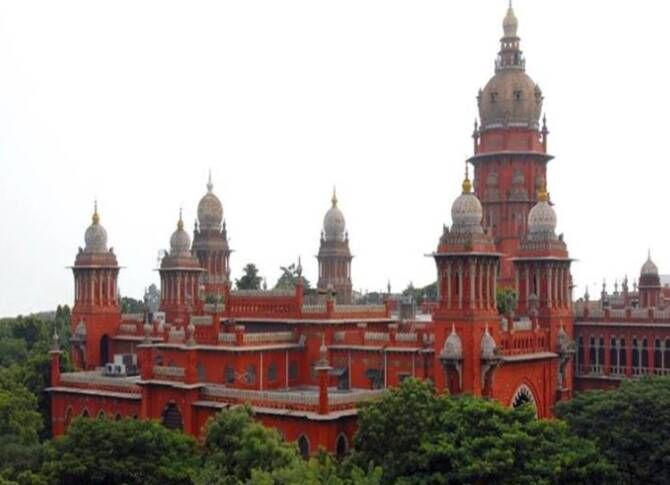 Medical waste, chennai high court
