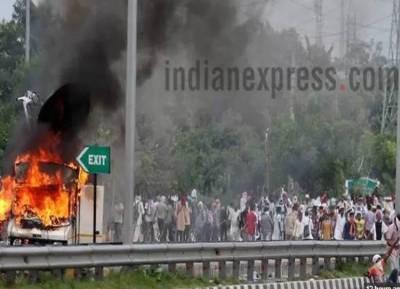 Haryana, Haryana protest, Gurmeet Ram Rahim Singh