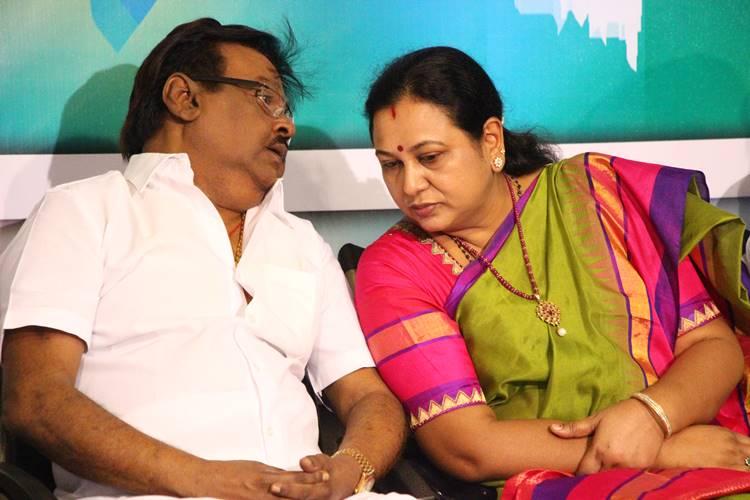Image result for விஜயகாந்த் அரசியல்