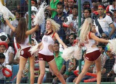 IPL, IPL Cricket, cheers girls