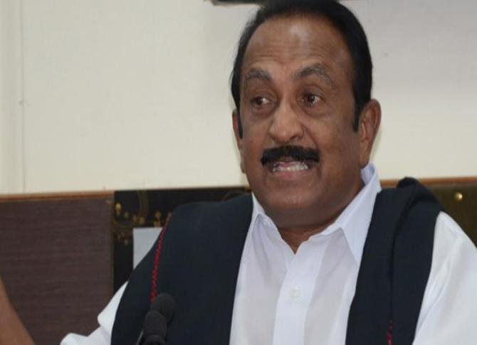 Narendra Modi Chennai Visit, Vaiko Challenges