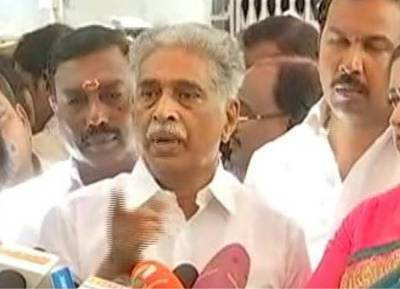 Tamilandu Congress, K R Ramasamy, C Vidyasagar Rao, TTV Dinakaran, CM Edappadi Palanisamy