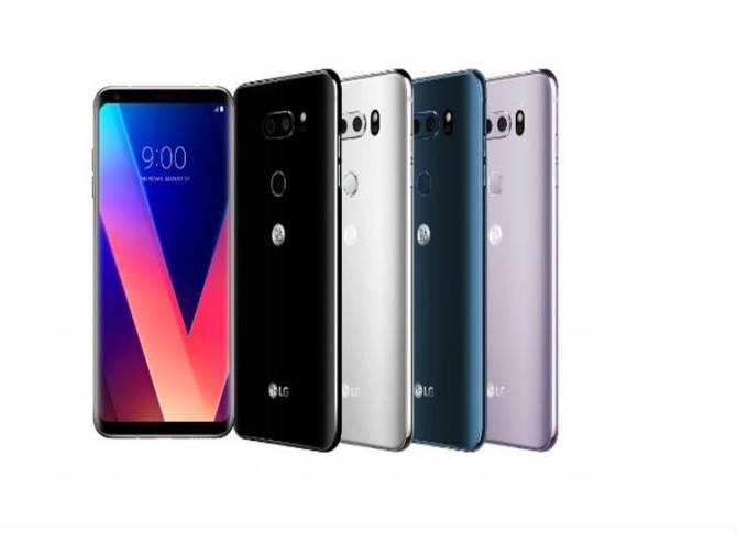 lg-v30-main, Smartphones,