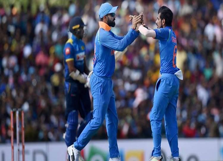 India vs SL IST ODI