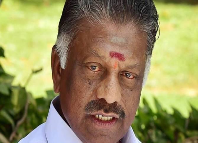 O.Panneerselvam disproportionate assets Case, ஓ.பன்னீர்செல்வம், துணை முதல்வர் ஓ.பன்னீர்செல்வம்