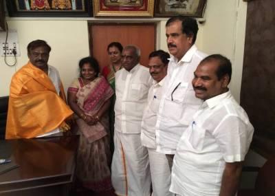 Narendra Modi Chennai Visit, Tamilisai condemns Vaiko