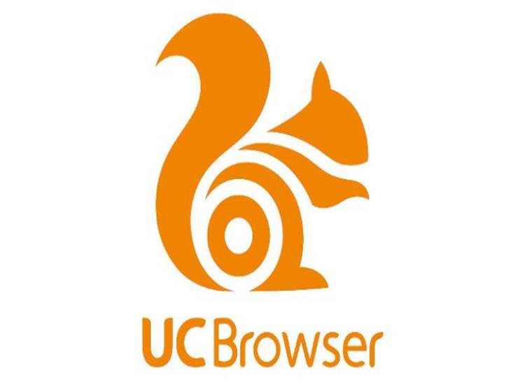 UC browser, android
