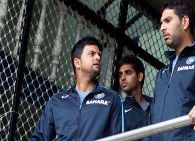 இந்தியா vs இலங்கை ஒருநாள் மற்றும் டி20 தொடர்: மீண்டும் புறக்கணிப்பட்ட ரெய்னா!
