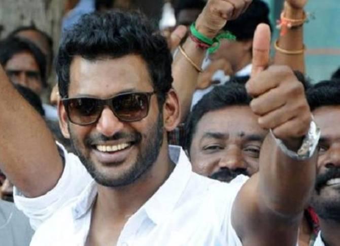 Vishal Anthem, Actor Vishal