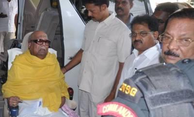 rumours on m.karunanidhi, karunanidhi's health condition, karunanidhi on twitter, m.karunanidhi