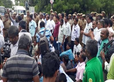 நெல்லை பத்திரிகையாளர்கள் மீது தாக்குதல்: வைகோ கடும் கண்டனம்