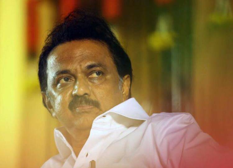 MK Stalin Complaint On Fake Tweet, Chennai Police Commissioner