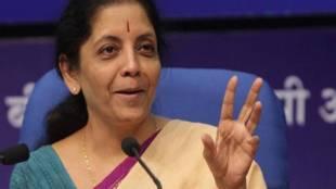 Nirmala Sitharaman Live