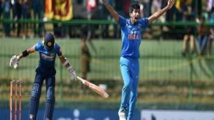 Jasprit Bumrah, MS Dhoni, Indian cricket team, Sri Lankan cricket team,