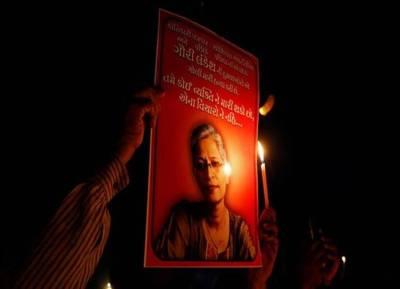 Gauri lankesh, gauri lankesh murder, m.m.kalburgi, hindutva