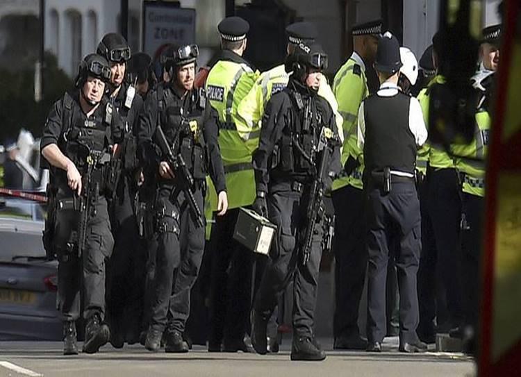 ISIS, London, Endland, security threat,