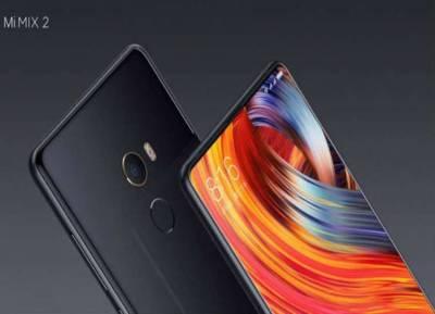 Xiaomi, Xiaomi Mi Mix 2, Smartphones,