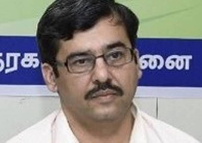 rajesh lackoni ias answer to high court, r.k.nagar by poll, tamilnadu police, chennai high court