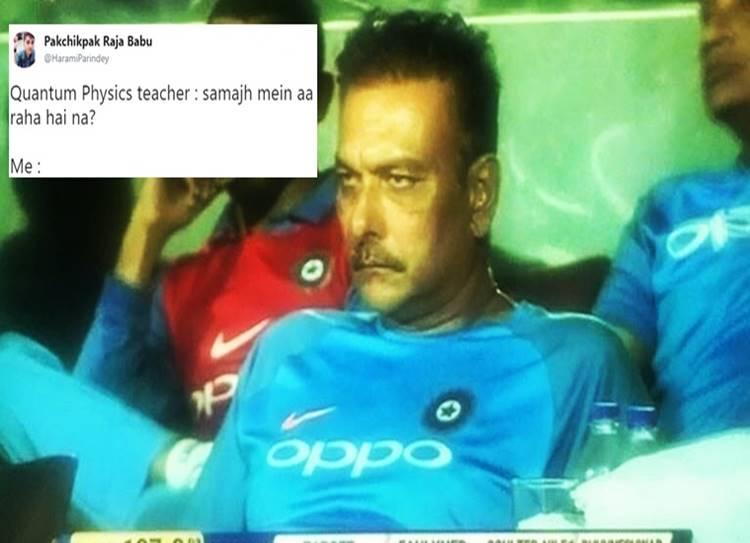 MA Chidambaram stadium,india Vs australia match, ravi shastri, twitter