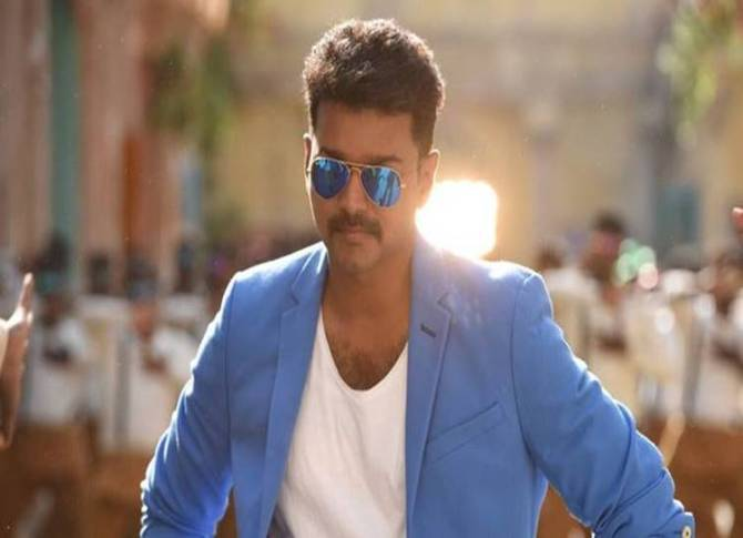 Actor vijay, sun network