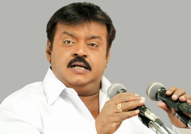 vijaDengue fever, Vijayakanth, Premalatha vijayakanth, Tamilnadu Government,yakath dmdk general sec.
