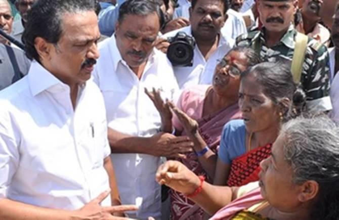 tamilnadu government, rk nagar by-poll, aiadmk, dmk, mk stalin, m.k.stalin started campaign at rk nagar