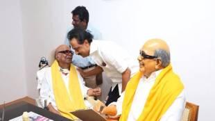 DMK leader kalaignar karunanidhi, m.k.stalin, murasoli office, durai murugan, hospital
