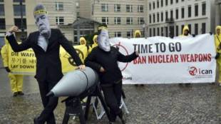 ICAN, nobel prize 2017, nobel peace prize 2017, Nuclear weapons, Poovulagin nanbargal