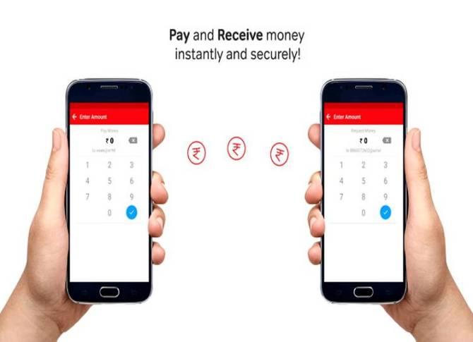 Transferring money, Airtel, UPI,