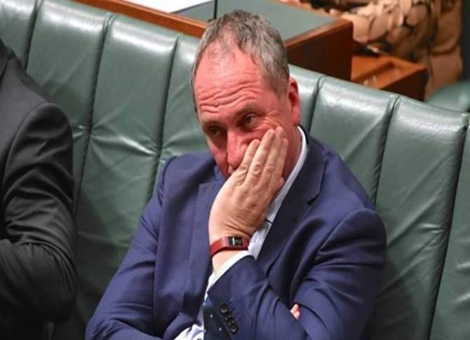 ,deputy PM Barnaby Joyce,dual citizenship,
