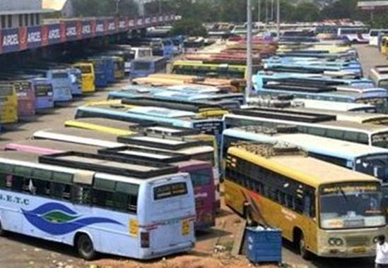 Bus Fare Hike, Tamilnadu Government, parties opposed