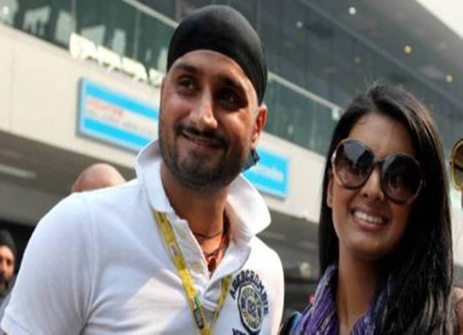 Harbhajan Singh, Indian cricket team,Twittetr, Geeta Basra,