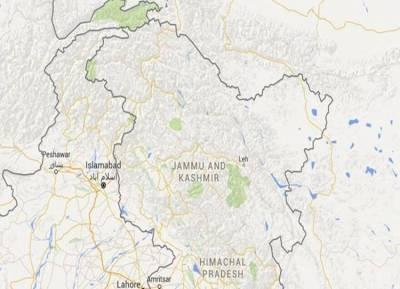 Earthquake, Jammu and Kashmir, magnitude 4.7