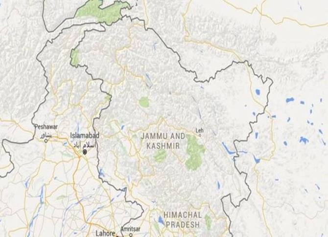 Earthquake, Jammu and Kashmir, magnitude 4.7