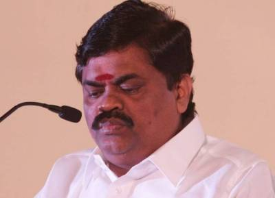 two leaves symbol, pm narendra modi, tamilnadu government, minister rajendra balaji, aiadmk, cm edappadi palaniswami, deputy cm o.panneerselvam