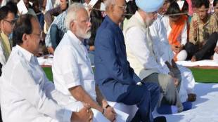 Gandhi Jayanti, Venkaiah Naidu, Mahatma Gandhi, Rajghat, Lal Bahadur Shastri,
